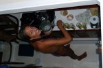 37_Sonja_preparing_the_sun_downer_inour_new_kitchen_Wedekind_Maria