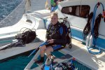 28_Bettina_looking_forward_to_her_first_dive_in_Gunner_s_Quoin