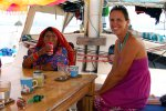 38_Rosalind_visiting_us_on_Pakia_tea