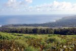 03_View_from_Rano_Kau_towards_Hanga_Roa_and_the_four_sailing_boats_anchored_there